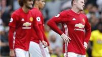 Rooney là sai lầm lớn của Mourinho