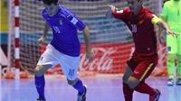 CHÍNH THỨC: Futsal Việt Nam gặp Nga tại vòng 1/8 World Cup