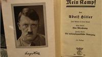 Sốc với những vật phẩm trong hộp 'Lưu trữ thời gian' của Hitler