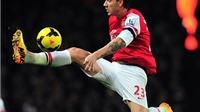 'Lord' Bendtner khẳng định không hối hận vì tuyên bố là 'tiền đạo hay nhất thế giới'