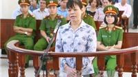 Cấn Thị Thêu lĩnh 20 tháng tù tội Gây rối trật tự công cộng