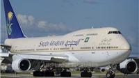 Nghi bị không tặc tấn công, máy bay Saudi Arabia bị cách ly