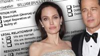 Angelina Jolie nói gì sau khi xin ly hôn Brad Pitt?