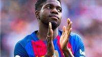 Umtiti: Từ một fan ruột đến ngôi sao mới ở Barca