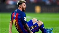 ĐIỂM NHẤN Barca 1-1 Atletico: Mất Messi, Busquets là thảm họa. Mascherano là 'tử huyệt'