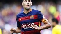 NÓNG: Sergio Busquets gia hạn hợp đồng với Barca tới 2021