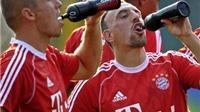 Robben và Ribery vẫn còn tương lai ở Bayern Munich