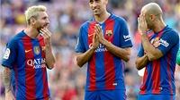 Busquets ký hợp đồng trọn đời: Xương sống của Barca