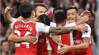 Khi Wenger sáng suốt, Arsenal có thể đánh bại tất cả
