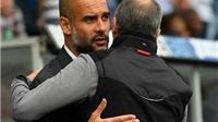Guardiola: 'Lọt vào top 4 cũng không dễ với Man City'