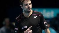Tennis ngày 26/9: Wawrinka thua sốc tại Nga, Djokovic đi... hát đám cưới
