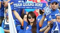 Hội CĐV Thanh Hóa là số 1 V-League 2016: CĐV Than Quảng Ninh bất ngờ, CĐV Thanh Hóa hài lòng