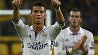 CHIÊM NGƯỠNG pha phản công như điện xẹt của Real trước Dortmund