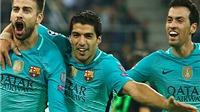 Barca vẫn thắng, nhưng đá rất bế tắc