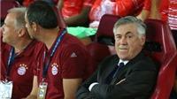 20h30 ngày 01/10, Bayern Munich - Cologne: Ancelotti bắt đầu cảm thấy sức ép