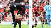 ĐIỂM NHẤN Man United 1-1 Stoke: Tội đồ De Gea, người hùng Grant, và Rooney lại kiến tạo… rùa