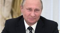 Tổng thống Putin 'ganh tị' với các nhà giáo