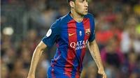 Barcelona: Chưa bao giờ Sergio Busquets mắc nhiều sai lầm đến thế