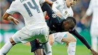 Modric, Casemiro chấn thương, Real Madrid mất cân bằng nghiêm trọng