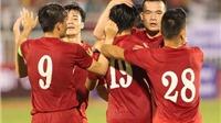 Tuyển Việt Nam thắng Triều Tiên, Xuân Trường & Tuấn Anh khiến cộng đồng mạng 'dậy sóng'