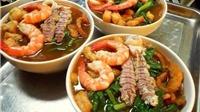 Top 20 quán bún ngon nổi tiếng ở Hà Nội