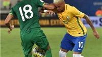 Neymar bị HLV tuyển Brazil 'nhắc nhở', dù tỏa sáng ở trận gặp Bolivia