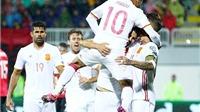 Albania 0-2 Tây Ban Nha: Cặp đôi Premier League tỏa sáng, Tây Ban Nha lên đỉnh