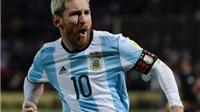Leo Messi có nhiều bạn tốt nhưng vẫn phải thất vọng