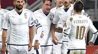 Italy lội ngược dòng thắng Macedonia 3-2: Azzuri này sẽ chỉ mạnh lên