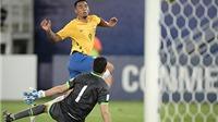 7h30 ngày 12/10, Venezuela - Brazil (Lượt đi 1-3): Gabriel Jesus càng chơi hay, Pep càng phấn khởi