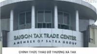 Khoảnh khắc cuối cùng Thương xá Tax được tháo dỡ
