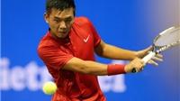 Hoàng Nam dừng bước ở Vietnam Open 2016