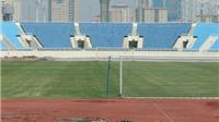 Sân Mỹ Đình ngổn ngang trước trận Việt Nam- Indonesia