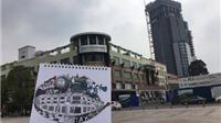Thương xá Tax lên lịch Xuân 2017 bằng nét vẽ tay