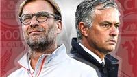 Klopp và Mourinho: Cuộc chiến mới-cũ