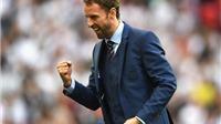 Đội tuyển Anh: Hãy để Gareth Southgathe nắm bờm Sư tử Anh
