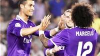 Real Betis 1-6 Real Madrid: 'Đánh tennis' tưng bừng, chấm dứt ác mộng hòa