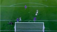 Real Madrid phản công kinh điển: Tốc độ, chính xác, ăn ý và hiệu quả
