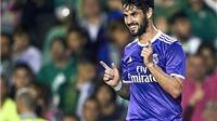 Ngày Isco bước ra ánh sáng ở Real Madrid