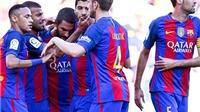Barca lại khiến Guardiola đau đầu