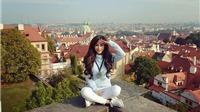 Nữ DJ xinh đẹp tiết lộ bí quyết 'du hí' 7 nước Châu Âu 3 tuần chỉ hết 40 triệu