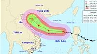 Tin mới nhất về hướng đi ĐÁNG NGẠI của cơn bão số 7