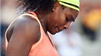 Serena Williams rút lui khỏi WTA Finals 2016, nghỉ thi đấu hết năm