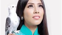 Bận thi Miss Grand, Nguyễn Thị Loan vẫn kêu gọi ủng hộ miền Trung