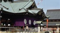 Hàn Quốc và Trung Quốc 'nổi giận' vì nghị sĩ Nhật Bản viếng đền Yasukuni