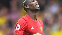 Man United: Paul Pogba quá tệ hay Mourinho không biết dùng?