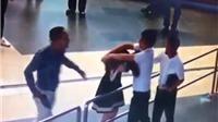Cục Hàng không có thể cấm bay hành khách hành hung nữ nhân viên