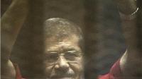 Cựu Tổng thống Ai Cập Morsi bị tuyên án 20 năm tù