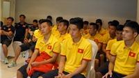 U19 Việt Nam được LĐBĐ Bahrain và AFC xin lỗi  vì sự cố sân tập
