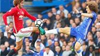 Graeme Souness: 'David Luiz đáng bị đuổi ở trận Chelsea – Man United'